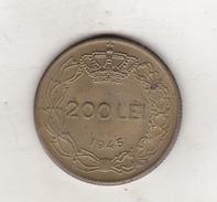 Romania 200 Lei 1945 - Roumanie