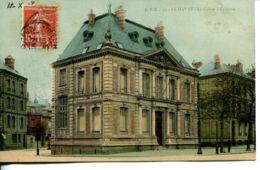 N°70819 -cpa Le Havre -la Caisse D'Epargne- - Banques