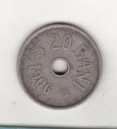 Romania 20 Bani 1906 J - Roumanie