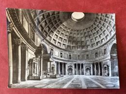 Italia Roma. Interno Del Pantheon - Panthéon