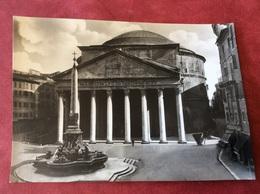 Italia Roma. Il Pantheon - Panthéon