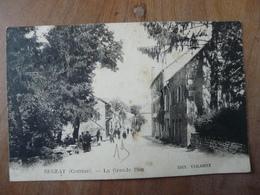 CPA 2 - Carte Postale - Bugeat La Grande Rue - Frankreich