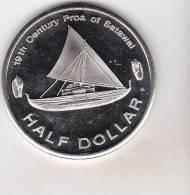Micronesia 50 Cents 2012 BU - Micronesia