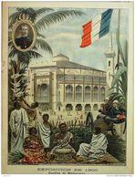 MADAGASCAR-EXPOSITION De 1900-3156 - Prints & Engravings