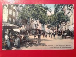DRAGUIGNAN La Place Du Marché - Draguignan