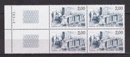 N° 2402 Château De Loches: Bloc De 4 Timbres Neuf Impeccable - France