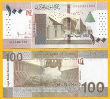 Sudan 100 Pounds P-new 2019 UNC - Soudan