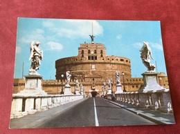 Italia Roma. Ponte E Castel S. Angelo - Ponts