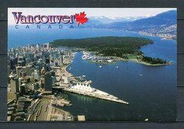 Vancouver / Luftaufnahme - Gel. 2006 - Keine Briefmarke - Vancouver