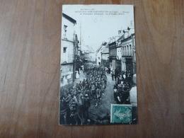 CPA 2 - Carte Postale - Guerre 14-18 Saint Pol Sur Ternoise - Prisonniers Allemands - Geschichte