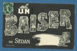 SEDAN - UN BAISER DE SEDAN . ( Ref 138 ) - Sedan