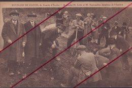 GLOZEL : Du Comité D'Etudes . A Gauche M . Loth Et M . Esperandieu . - Frankreich