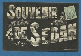 SEDAN - SOUVENIR DE SEDAN . ( Ref 139 ) - Sedan