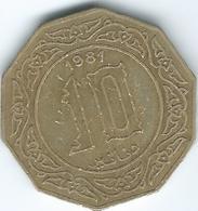 Algeria - 1981 - 10 Dinars - KM110 - Algérie