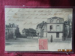 CPA - Villers-sur-Mer - Le Rond-Point - Villers Sur Mer