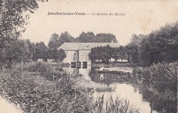 JONCHERY Sur VESLE - Le Derrière Du Moulin, Animation - France