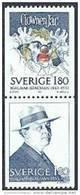 Zweden 1983 H Bergman Paar II PF-MNH - Neufs