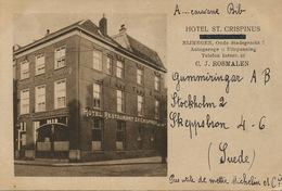Nijmegen Hotel St Crispinus C.J. Rosmalen  Usine Michelin Bib  Texte Français - Nijmegen