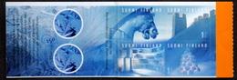 Finland 2006 SNOW ART   BOOKLETS   MiNr.1815-18  MNH (**)   ( Lot  Ks 147) - Unused Stamps