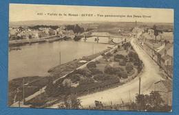 GIVET - Vallée De La Meuse - Vue Panoramique Des Deux Givet . ( Ref 140) - Givet