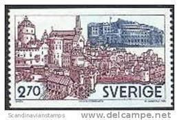 Zweden 1983 Helgeandsholmen PF-MNH - Schweden