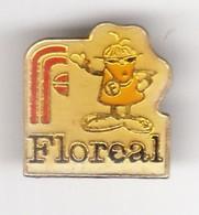 PIN'S FLOREAL - A SAISIR - Pin's