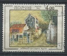 France 1983 - N° 2297 - Maurice Utrillo - Le Lapin Agile - Oblitéré - * - Francia