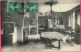 45 - OLIVET -Château Du Grand Cobray - La Salle à Manger . ThG.- N° 609 - Autres Communes