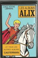 Bloc-note Publicitaire  Plastifié ALIX Jacques Martin  Casterman - Objets Publicitaires