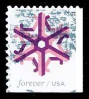Etats-Unis / United States (Scott No.5034 - Flocon De Neige / Snow Flake) (o) P2 - United States