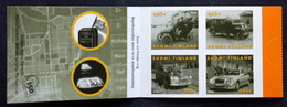 Finland 2006    BOOKLETS   MiNr.1775-78 MNH (**)   ( Lot  Ks 142) - Unused Stamps
