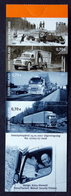 Finland 2007  Truck  BOOKLETS   MiNr.1831-34MNH (**)   ( Lot  Ks 139) - Unused Stamps
