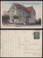 Ansichtskarte Gruss Aus Der Schlachthof Schänke Olbernhaus Blumenauerstr. - Cartes Postales