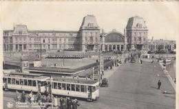 OOSTENDE / ZEESTATION / TRAM  / TRAMWAYS / TRAMHALTE - Oostende