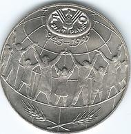 Andorra - 1995 - 25 Cèntims - FAO 50th Anniversary - KM109 - Andorre