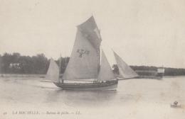 Bâteaux - Pêche - Voilier - La Rochelle 17 - Edition LL N° 41 - Pêche