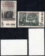 1962 - 45th Anniversary Russian Revolution (M.663/664), O.g., Never Hinged, MNH.... - Non Classificati