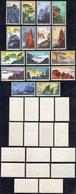 1963 - Huangshan Mountains, Complete Set Of 16 (M.744/769), Original Gum, MNH, Beautiful In Perfect ... - Non Classificati