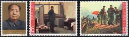 1965 - Tsunyi Conference, Complete Set Of 3 Stamps (Yv.1602/1604,M.858/860), Original Gum, Mint Neve... - Non Classificati