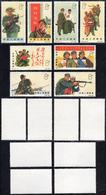 1965 - Soldiers, Complete Set Of 8 (M.882/889), O.g., MNH.... - Non Classificati
