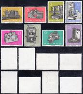 1966 - Industrial Works, Complete Set Of 8 (M.927/934), Original Gum, MNH.... - Non Classificati