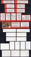 1967 - Mao Zedong Poems, Complete Set Of 14 (M.995/1008), Original Gum, Never Hinged, MNH, Beautiful... - Non Classificati
