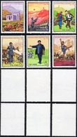 1972 - Propaganda, Complete Set Of 6 (M.1102/1107), Without Gum As Issued, Perfect Conditions.... - Non Classificati