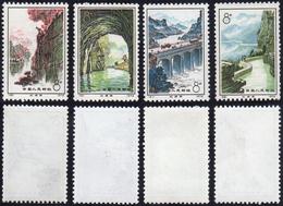1972 - Irrigation Canals, Complete Set Of 4 (1122/1125), Original Gum, MNH, Very Fine.... - Non Classificati