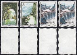 1972 - Irrigation Canals, Michel N.1123,1124x2,1125, Original Gum, MNH.... - Non Classificati