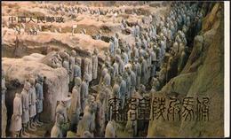 1983 - Tomb Of Emperor Qin Shi Huangdi, Special Booklet (M.SB9), Perfect Conditions.... - Non Classificati