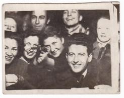 LUNA PARK TIRO A SEGNO - SHOOTING STAND -  TIR A LA CARABINE -  FOTO ORIGINALE  1946 - Persone Anonimi