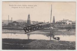 Uraganul (sonde Din Schela Gahita Distruse Prin Uraganul 1907) - Roumanie