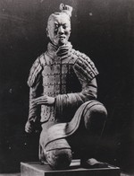 FOTOGRAFIA - CINA - THE MUSEUM OF POTTERY FIGURES  OF WARRIORS AND HORSSES  FROM THE TOMBOF QIN SHIHUANG. - Cina