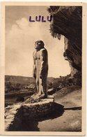 DEPT 24 : édit. Arts Graphiques A Toulouse N° 852 : Les Eyzies L Homme Primitif De Paul Dardé 1930 - Andere Gemeenten